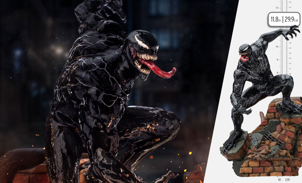 Gallery Feature Image of Venom 1:10 Scale Statue - Click to open image gallery