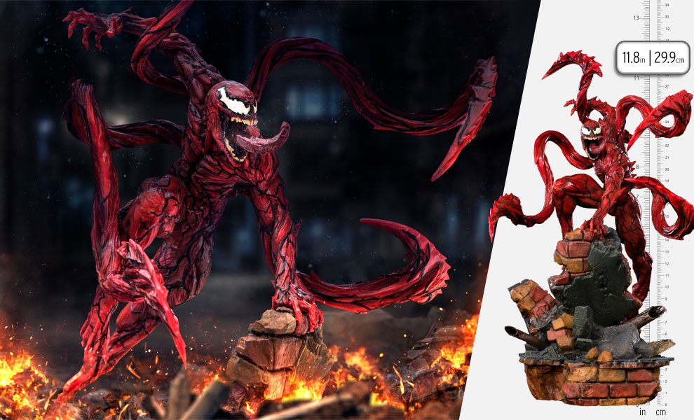 Gallery Feature Image of Carnage 1:10 Scale Statue - Click to open image gallery