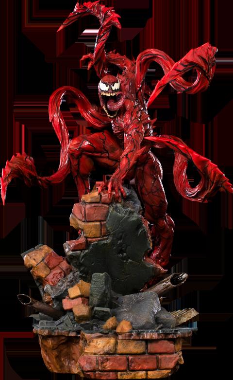 Iron Studios Carnage 1:10 Scale Statue