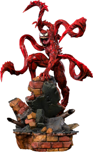 Carnage 1:10 Scale Statue