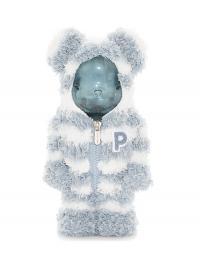 Gallery Image of Gelato Pique x Bearbrick Mint White 400% Bearbrick