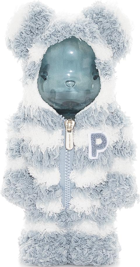 Medicom Toy Gelato Pique x Bearbrick Mint White 400% Bearbrick