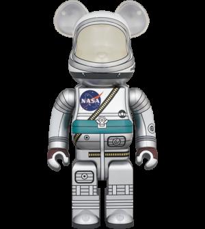 Be@rbrick Project Mercury Astronaut 1000% Bearbrick