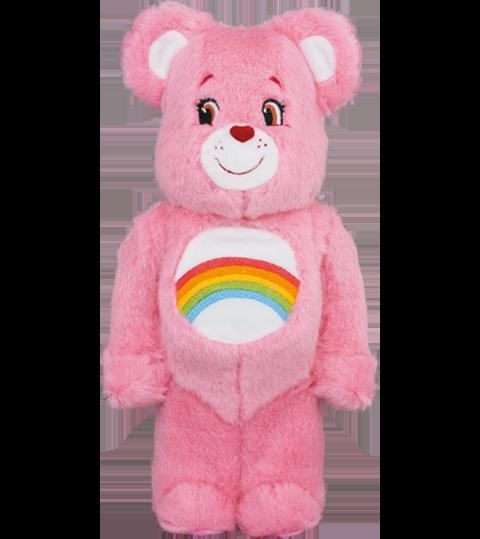 Medicom Toy Be@rbrick Cheer Bear Costume Version 400% Bearbrick