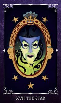 Gallery Image of Disney Villains Tarot Deck and Guidebook Book