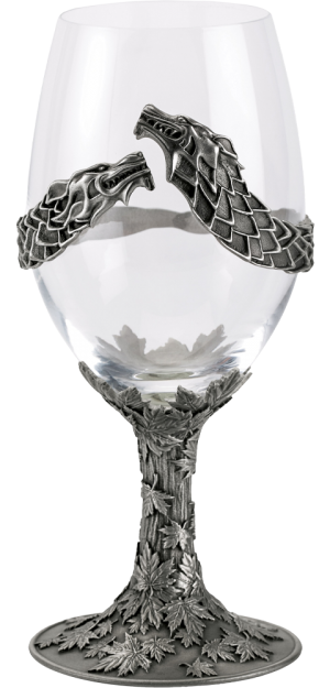 Queen in the North Goblet Collectible Drinkware