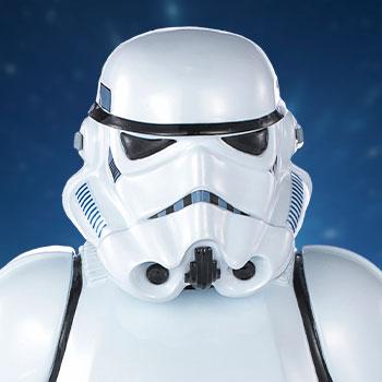 Empire White Stormtrooper Bust
