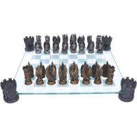 Gallery Image of Kingdom of the Dragon Chess Set Board Game