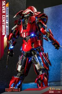 Gallery Image of Silver Centurion (Armor Suit Up Version) Sixth Scale Figure