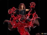 Gallery Image of Scarlet Witch Deluxe 1:10 Scale Statue