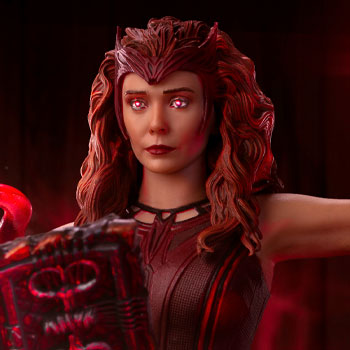 Scarlet Witch Deluxe 1:10 Scale Statue