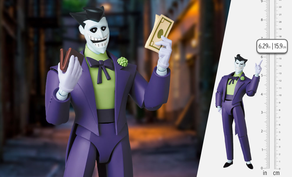 Gallery Feature Image of The Joker (The New Batman Adventures) Collectible Figure - Click to open image gallery
