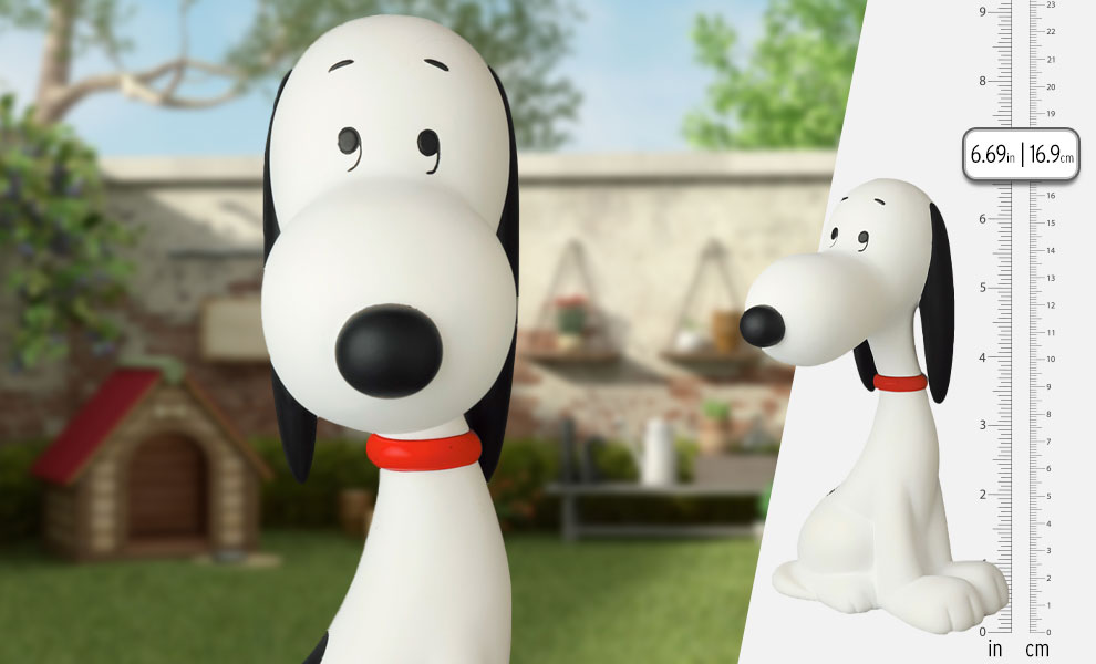 Gallery Feature Image of Snoopy (1957 Version) Vinyl Collectible - Click to open image gallery