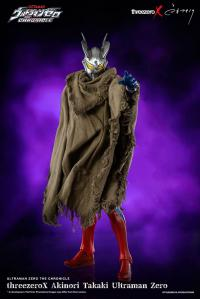 Gallery Image of Akinori Takaki Ultraman Zero Collectible Figure