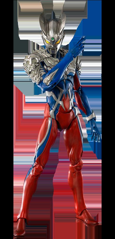Threezero Akinori Takaki Ultraman Zero Collectible Figure