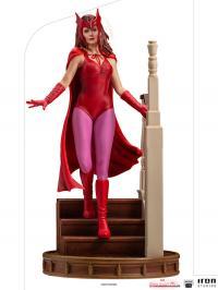 Gallery Image of Wanda Halloween Version 1:10 Scale Statue