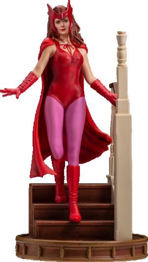 Wanda Halloween Version 1:10 Scale Statue