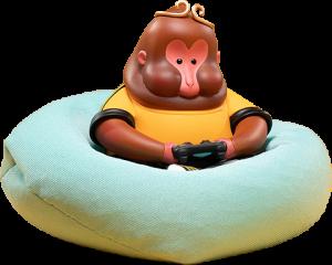 Monkey King Figurine