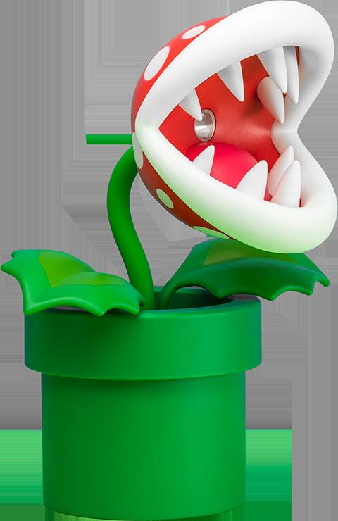 Paladone Piranha Plant Posable Lamp Collectible Lamp