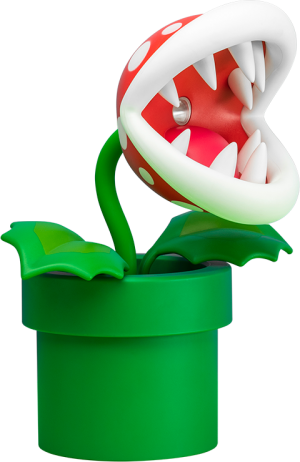 Piranha Plant Posable Lamp Collectible Lamp