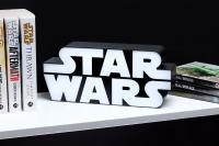 Gallery Image of Star Wars Logo Light Collectible Lamp