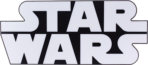 Paladone Star Wars Logo Light Collectible Lamp