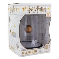 Gallery Image of Golden Snitch Light Collectible Lamp