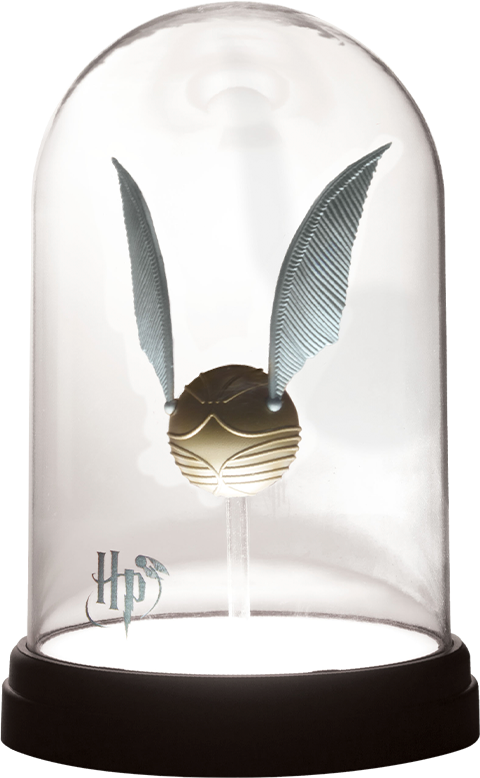 Paladone Golden Snitch Light Collectible Lamp