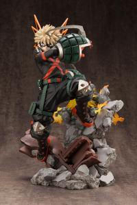 Gallery Image of Katsuki Bakugo (Version 2) Statue