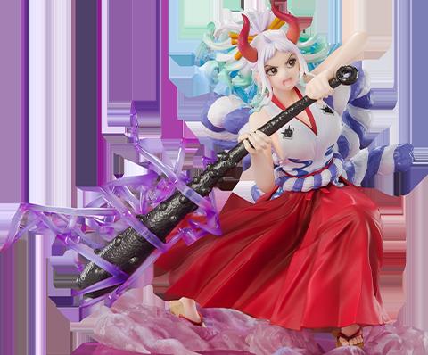 Bandai Yamato - Raimei Hakke (Extra Battle) Collectible Figure
