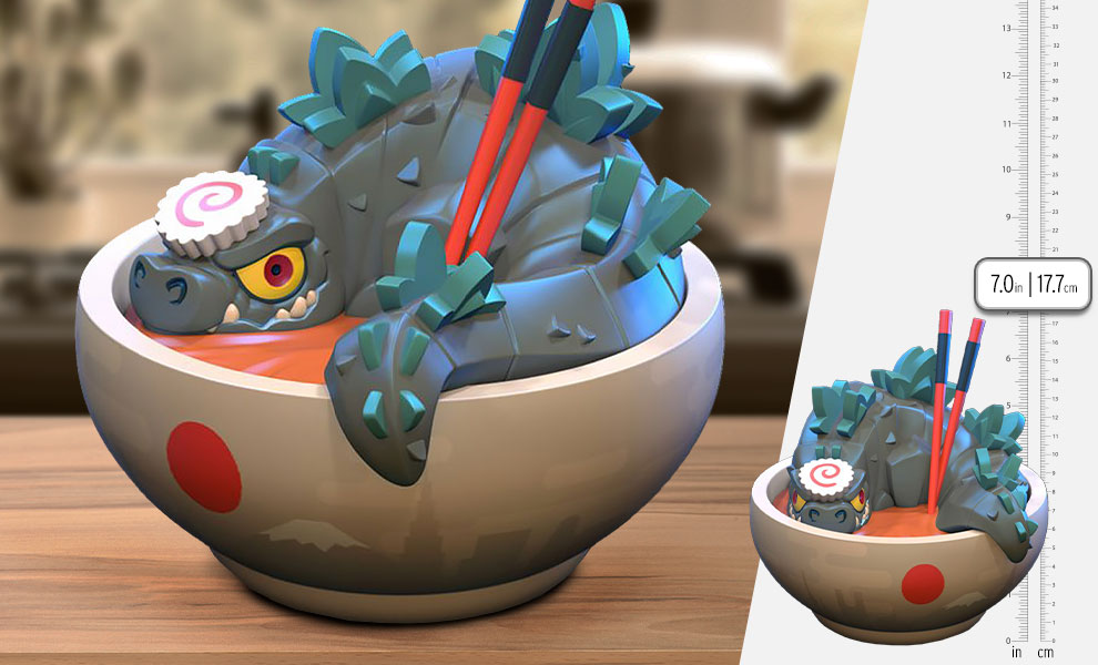 Gallery Feature Image of Soup Dragon Vinyl Collectible - Click to open image gallery