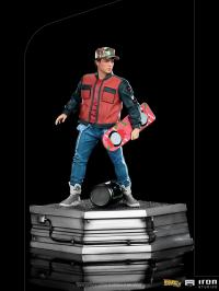 Gallery Image of Marty McFly 1:10 Scale Statue