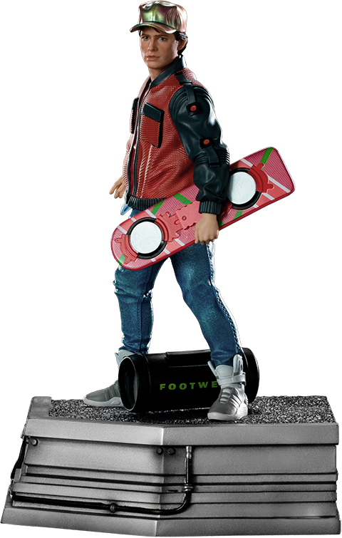 Iron Studios Marty McFly 1:10 Scale Statue