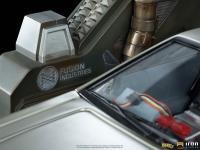 Gallery Image of DeLorean Set Full Deluxe Version 1:10 Scale Statue