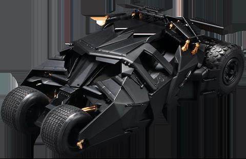 Bandai Batmobile (Batman Begins Version) Model Kit