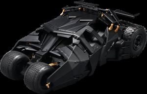 Batmobile (Batman Begins Version) Model Kit