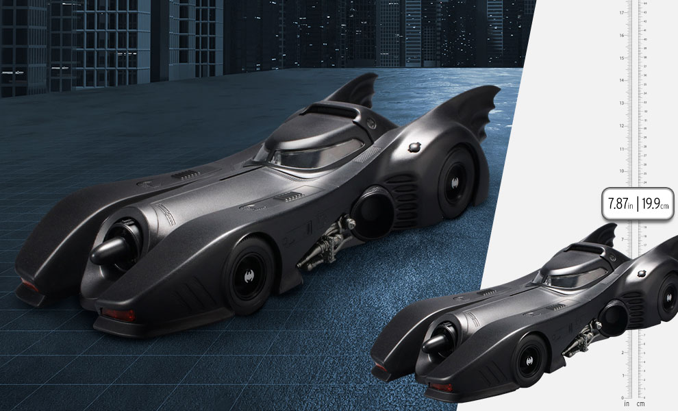 Gallery Feature Image of Batmobile (Batman Version) Model Kit - Click to open image gallery