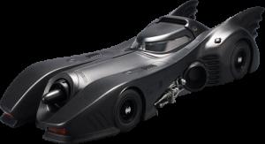 Batmobile (Batman Version) Model Kit