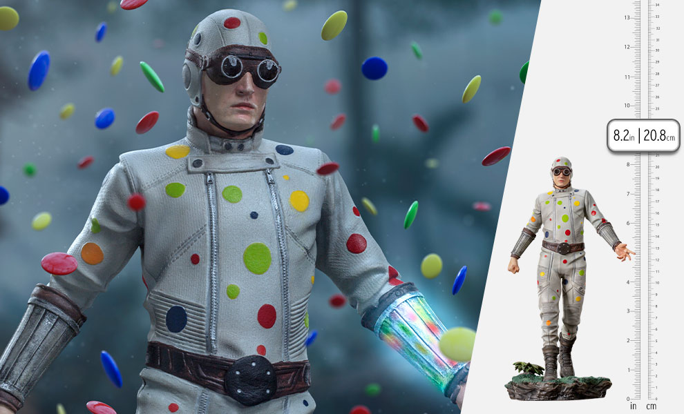 Gallery Feature Image of Polka-Dot Man 1:10 Scale Statue - Click to open image gallery
