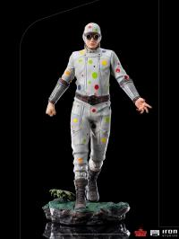 Gallery Image of Polka-Dot Man 1:10 Scale Statue