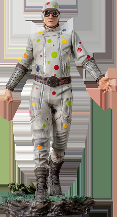 Iron Studios Polka-Dot Man 1:10 Scale Statue