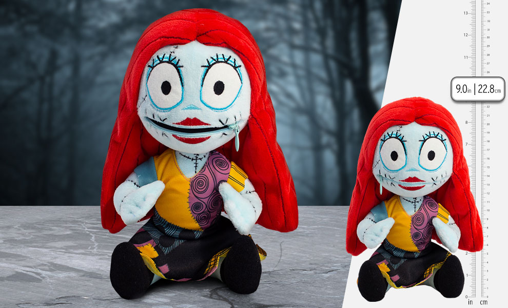Gallery Feature Image of Sally Zippermouth Premium Plush - Click to open image gallery