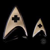 Gallery Image of Enterprise Medical Badge and Pin Set Prop Replica