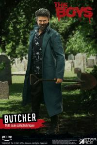 Gallery Image of Billy Butcher Deluxe Sixth Scale Figure