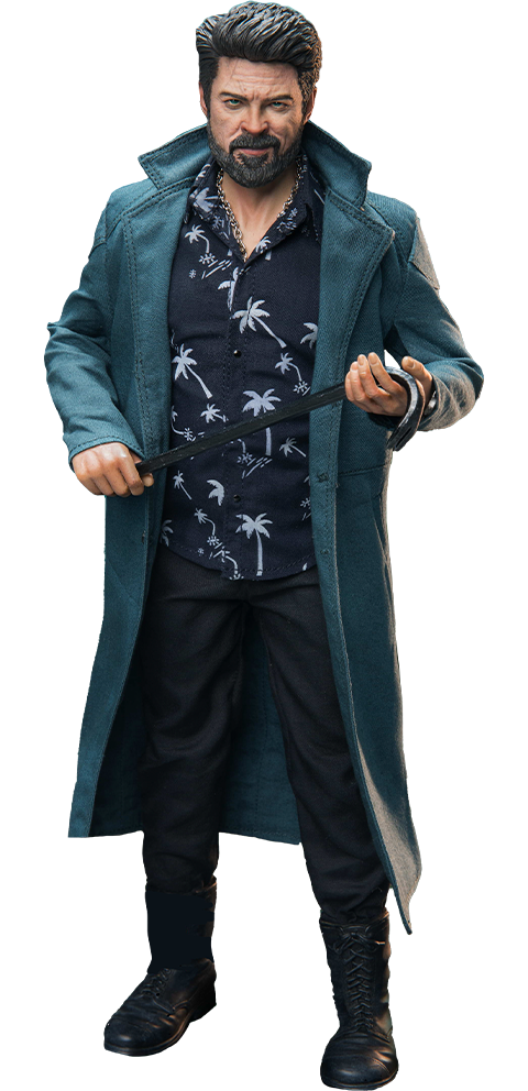 Star Ace Toys Ltd. Billy Butcher Deluxe Sixth Scale Figure