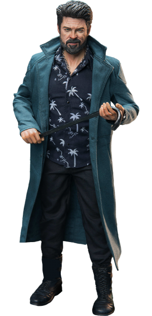 Billy Butcher Deluxe Sixth Scale Figure