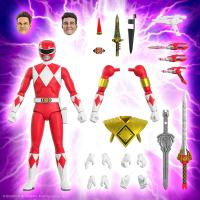 Gallery Image of Red Ranger Action Figure