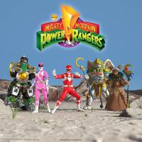 Gallery Image of Pink Ranger Action Figure
