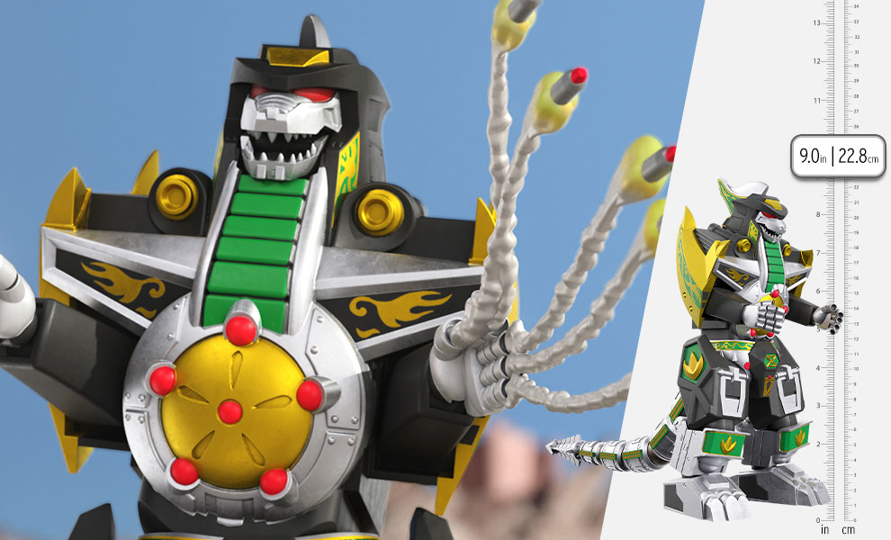 Gallery Feature Image of Dragonzord Action Figure - Click to open image gallery