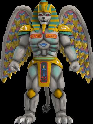 King Sphinx Action Figure